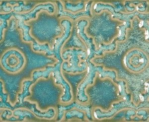 batik-esmeralda-glossy-patterned-wall-tile-art-moroccan-design-zurbaran-bestile-best tile-
