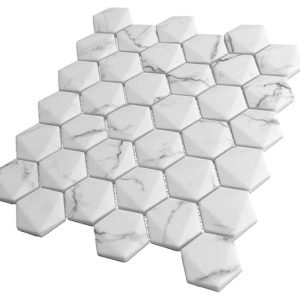 online-tile-shop-marble-white-hexagonal-tile-3d
