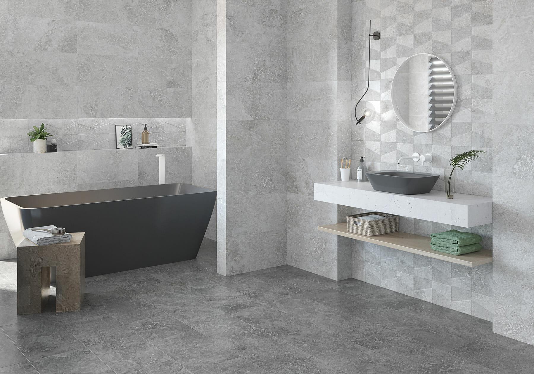 Origin Bathroom setting