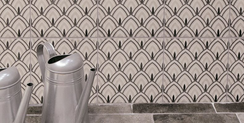 Black and White Tiles – is there anything more chic?